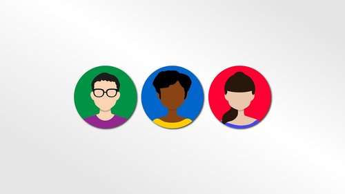 graphic design  diversity  people