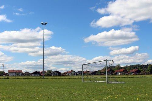 grass  field  sky