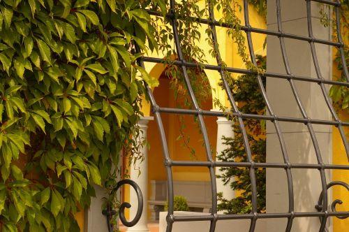 grate architecture window