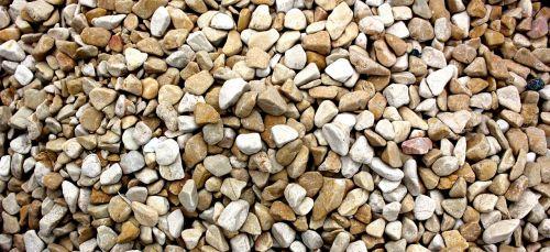gravel construction material