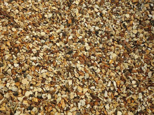 gravel stones rock