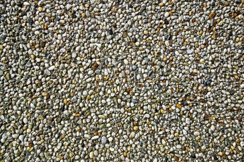 gravel pebbles stone