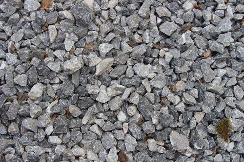 gravel stones pebbles
