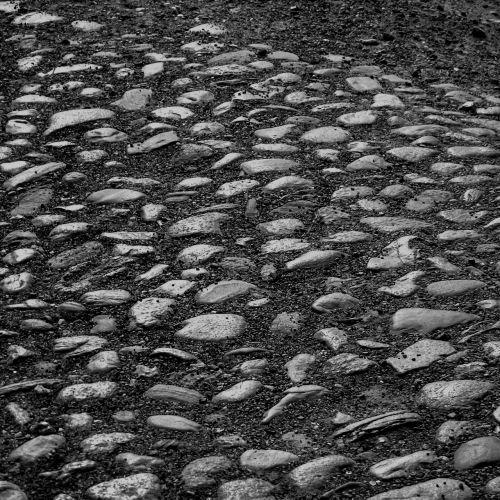 gravel away road