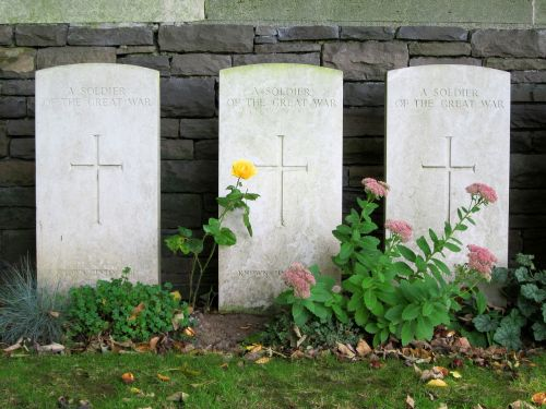 graves canadian cemetery