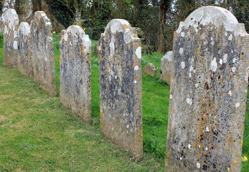 graves old graves graveyard