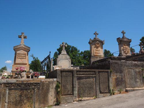 graves crosses memorial