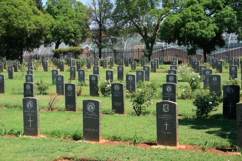 Graves Of The Fallen