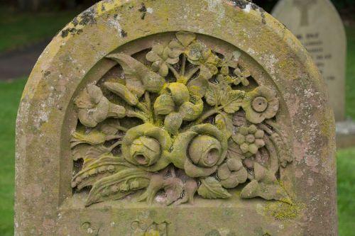gravestone carving cemetery