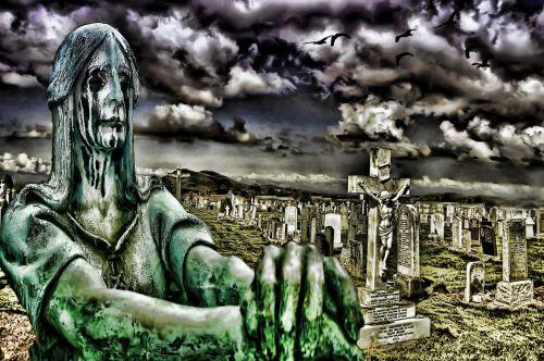 graveyard cemetery death