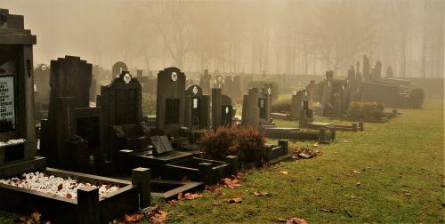 graveyard death church