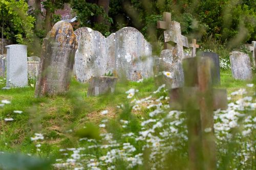 graveyard headstone headstones