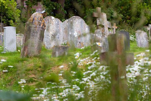 Graveyard Headstones