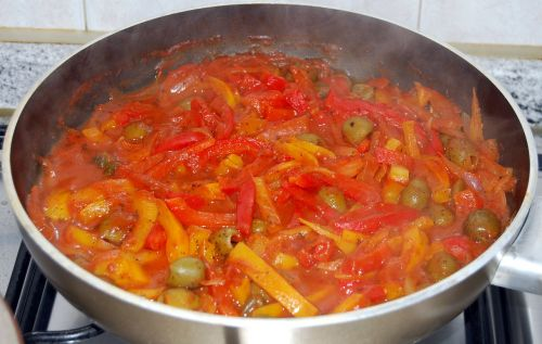 gravy pot peppers