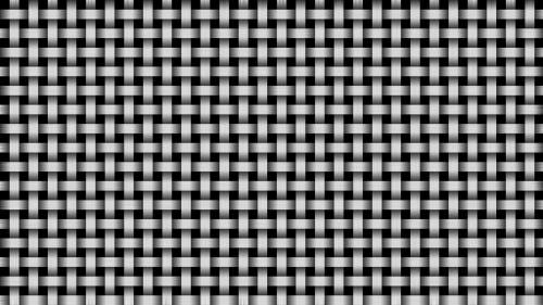 Gray Weaving Background