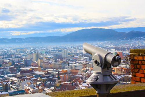 graz binoculars look