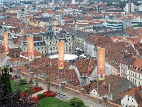 graz austria city