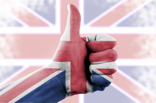 Great Britain National Flag