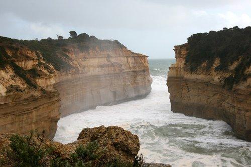 great ocean  australia  sea