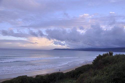 great ocean road  beach  sea