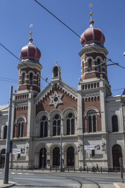 Great Synagogue In Plzen