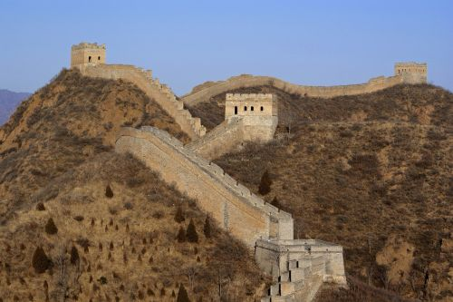great wall of china china places of interest