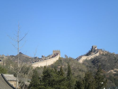 great wall of china history china