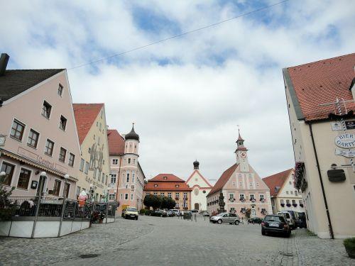 greding historical city altmühltal nature park