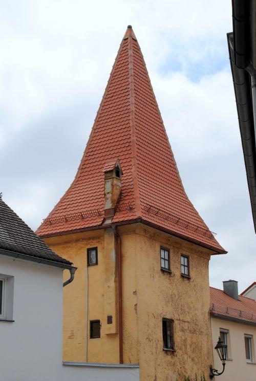 greding altmühl valley defensive tower