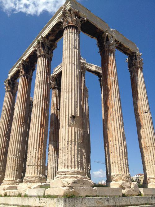 greece parthenon ancient