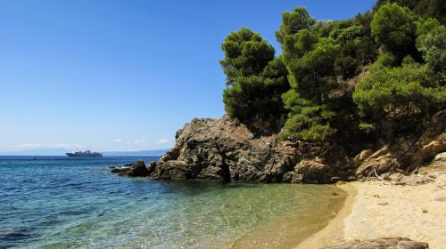 greece skiathos diamanti beach