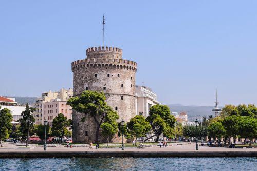 greece thessaloniki saloniki