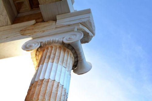 greece column athens