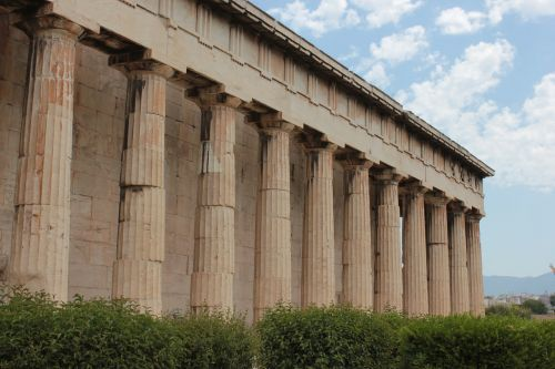 greece temple ancient
