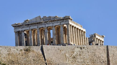 greece parthenon acropolis