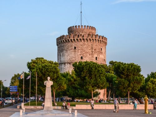 greece thessaloniki white tower