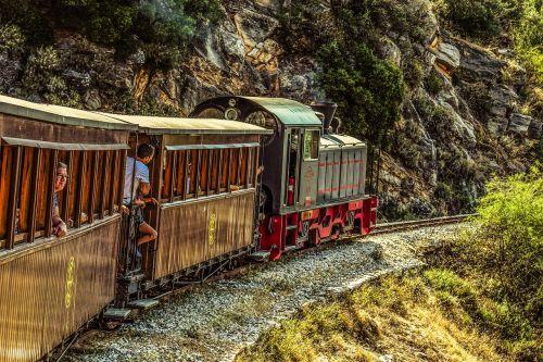 Graikija,Pelio,traukinys,turizmas,tradicinis,vintage,geležinkelis,kelionė