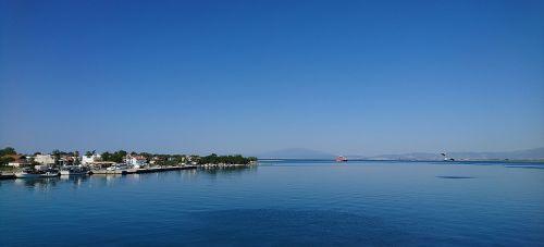 greece thassos sea