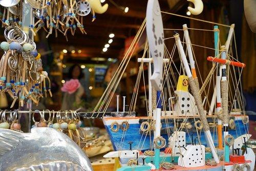 greece  souvenirs  shop