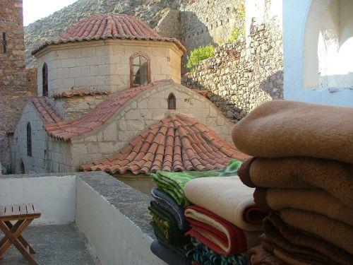 greece monastery chalki