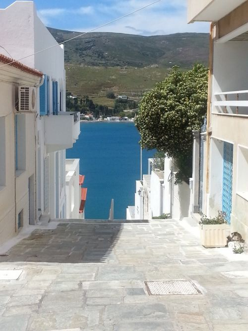 greece sea homes