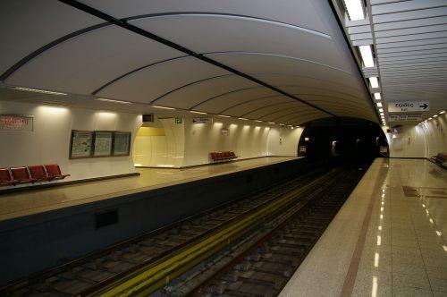 greece metro transportation