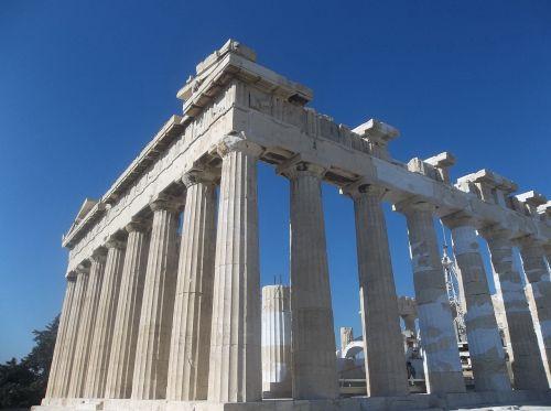greece athens parthenon