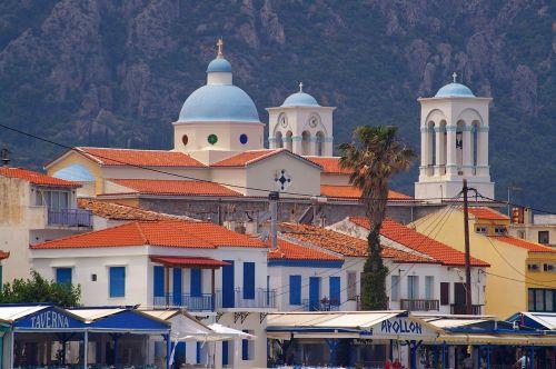 greece samos traditional greek