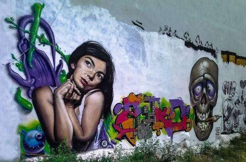 graffiti greece thessaloniki