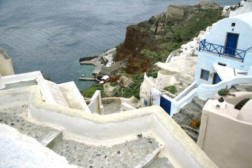 Greece Island Of Santorini