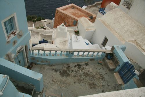 Greece Santorini Home