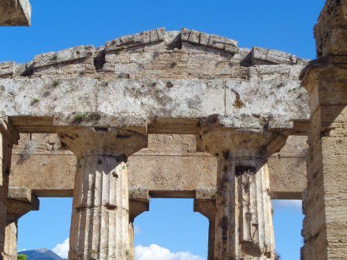 greek temple architecture