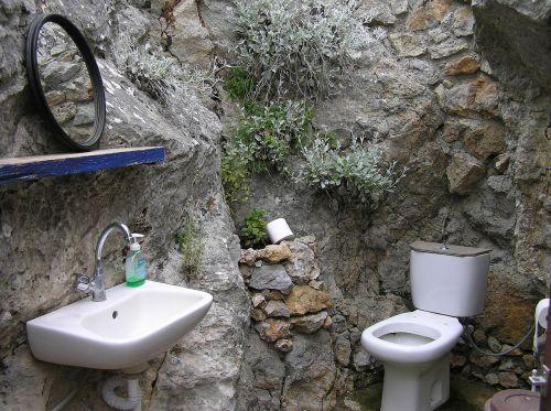 greek island kos wc