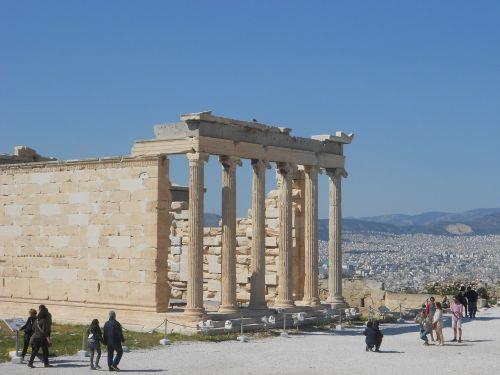 greek temple acropolis greece